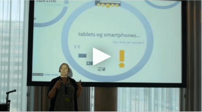 Bolette Obbekærs Oplæg Om Designtendenser På WordCamp 2014