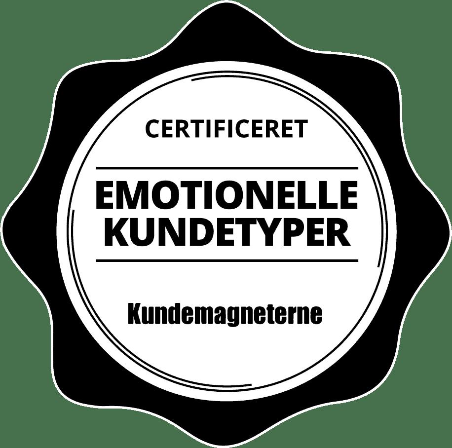 Kundemagneternes certificering
